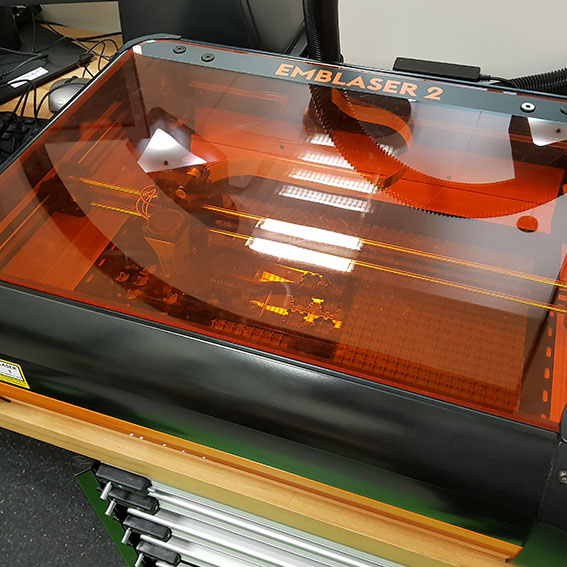 Laser Cutter Safety Induction