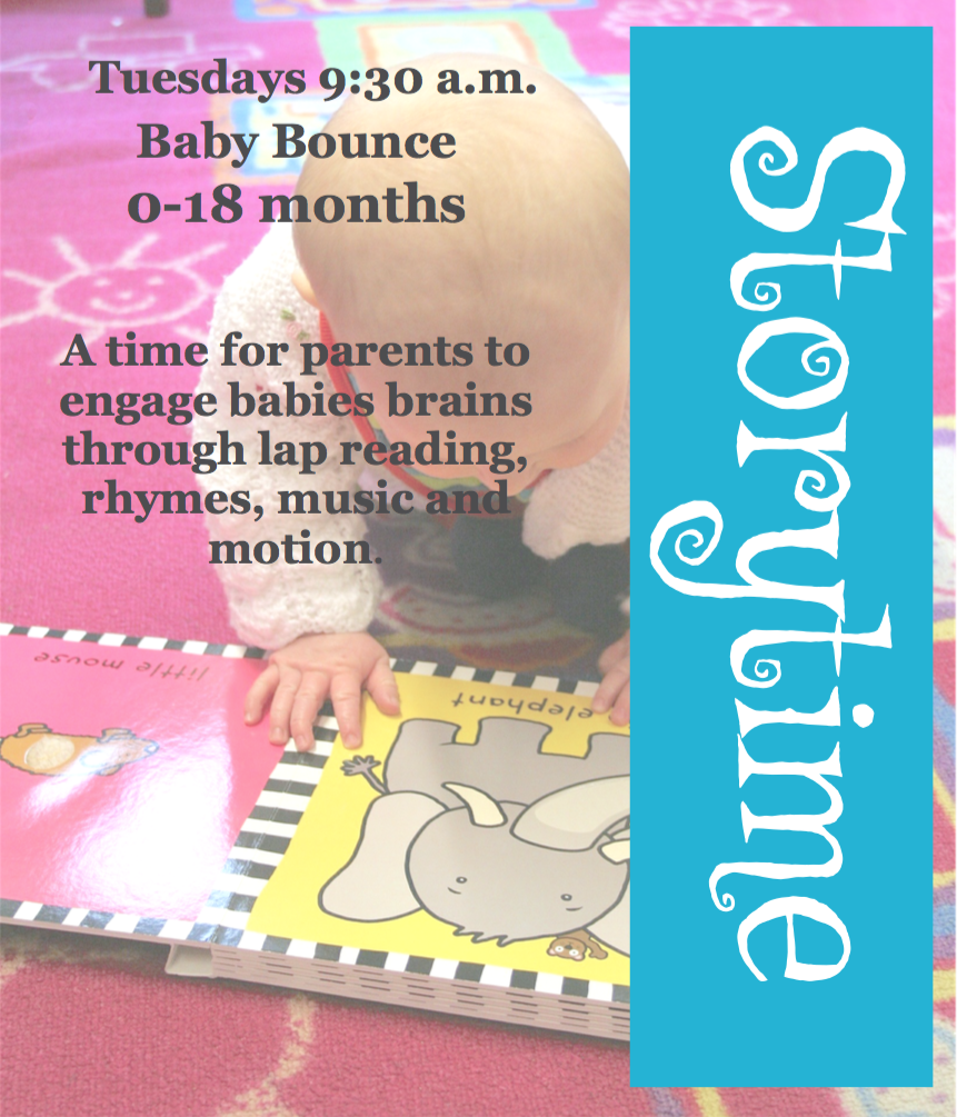 Baby Bounce Storytime