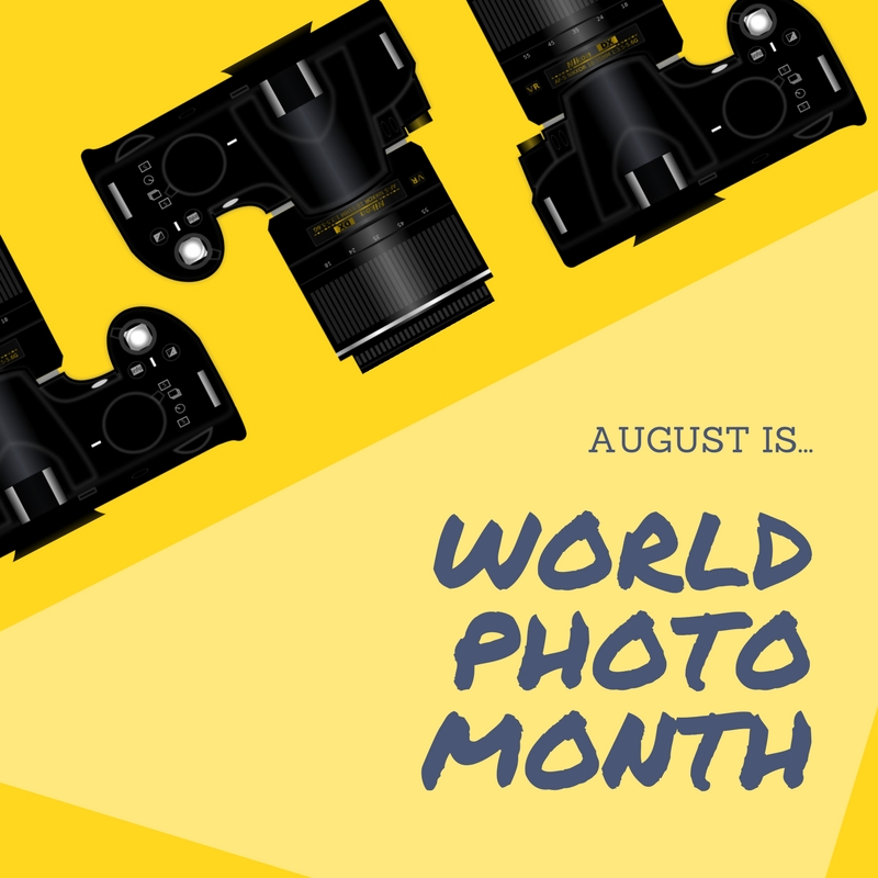August Spotlight: World Photo Day