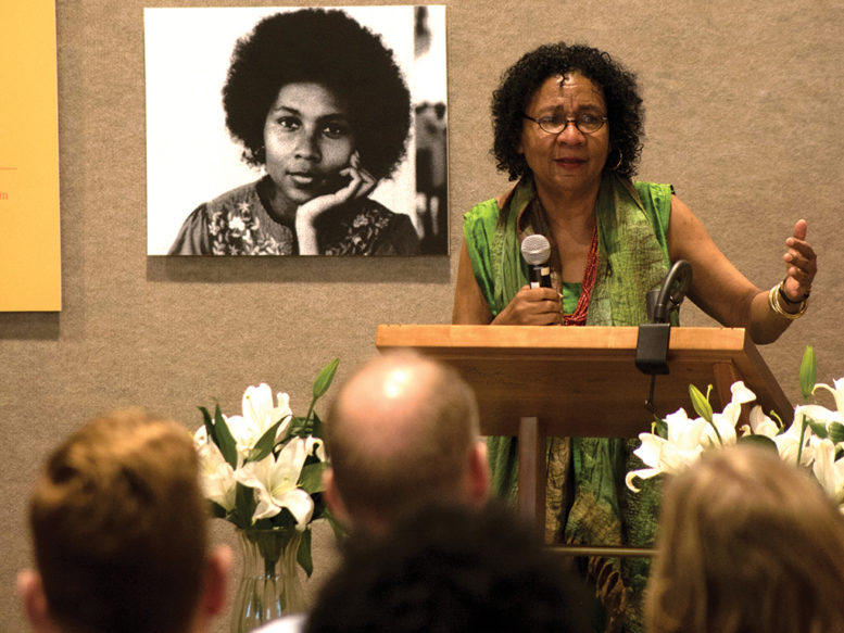 bell hooks Papers - Selected Items on Display