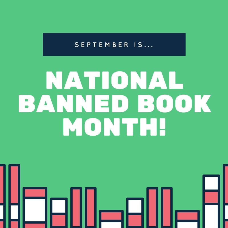 September Spotlight: National Banned Book Month