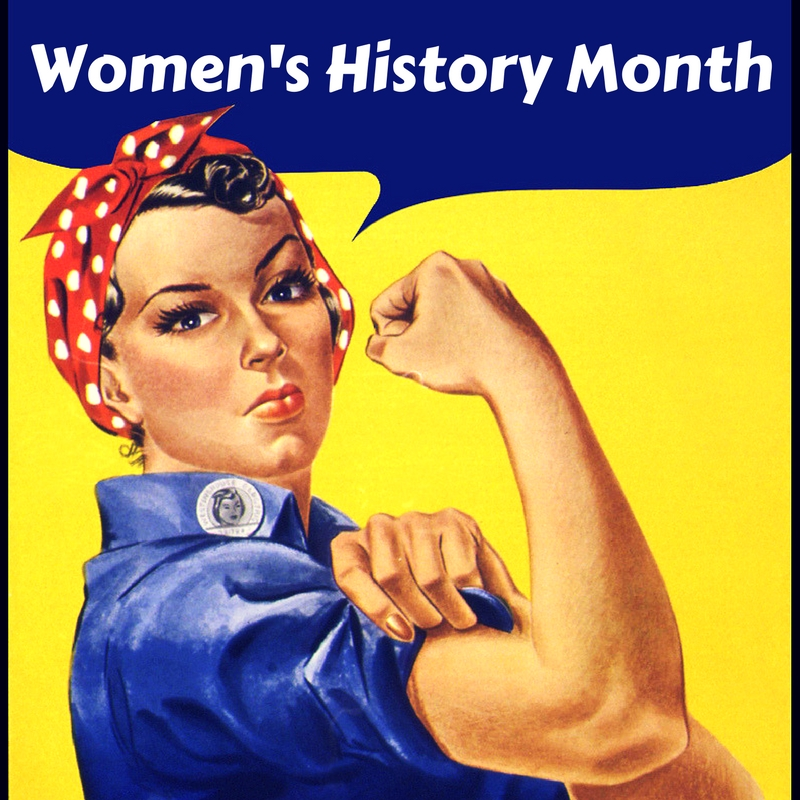 March Spotlight: Women's History Month