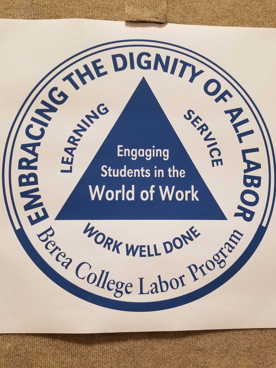 Back to Berea Spotlight: College Labor History