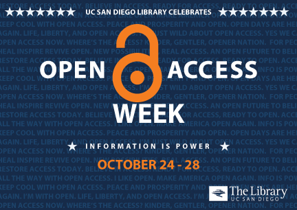 Open Access: Upload-A-Thon