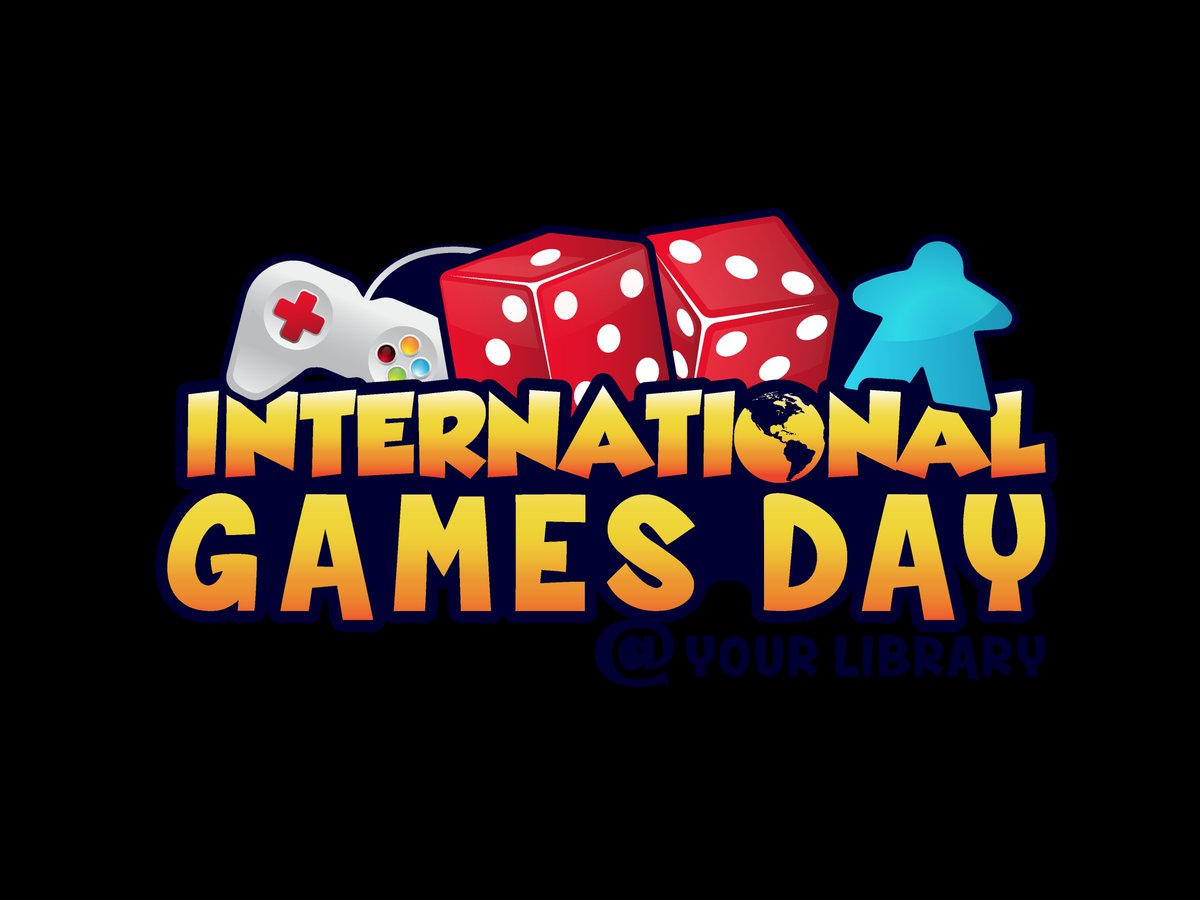 International Games day and More at Your Library