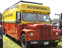 Bookmobile and Outreach Exchange
