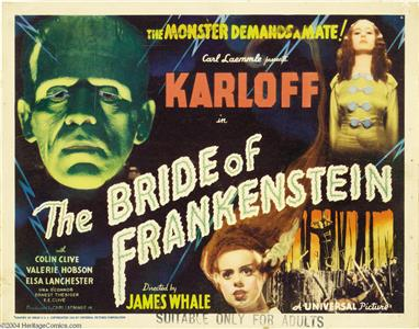 "CAL Film Series: ""The Bride of Frankenstein"""