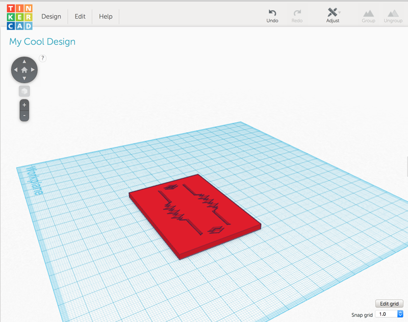 Basic 3D Design & Modeling with Tinkercad