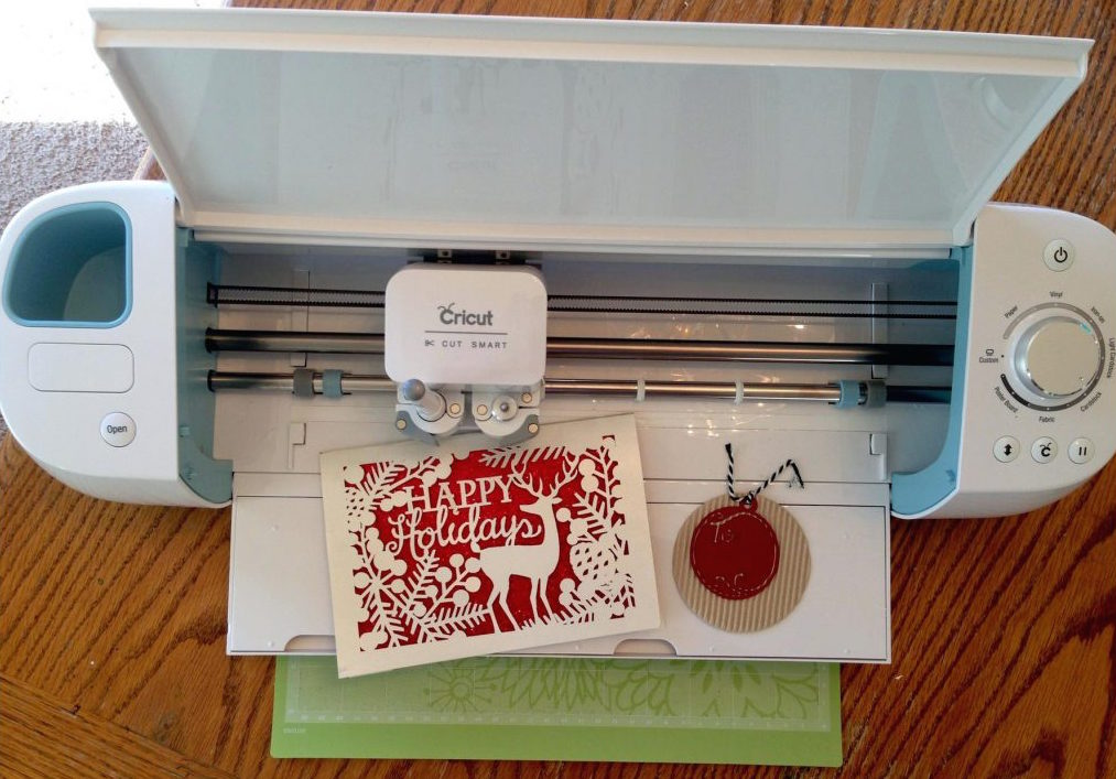 Cricut Die-Cutting Demo