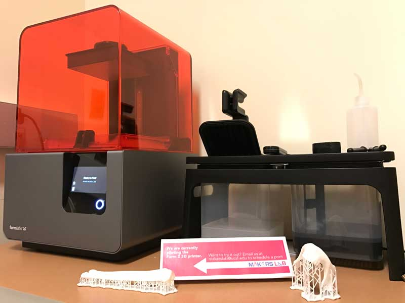 Advanced 3D Printing with the Form 2