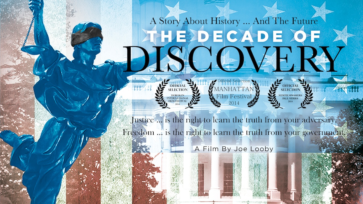 Decade of Discovery: A Film Screening and Panel Discussion