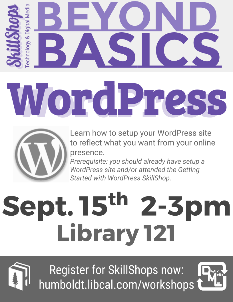 WordPress: Beyond Basics