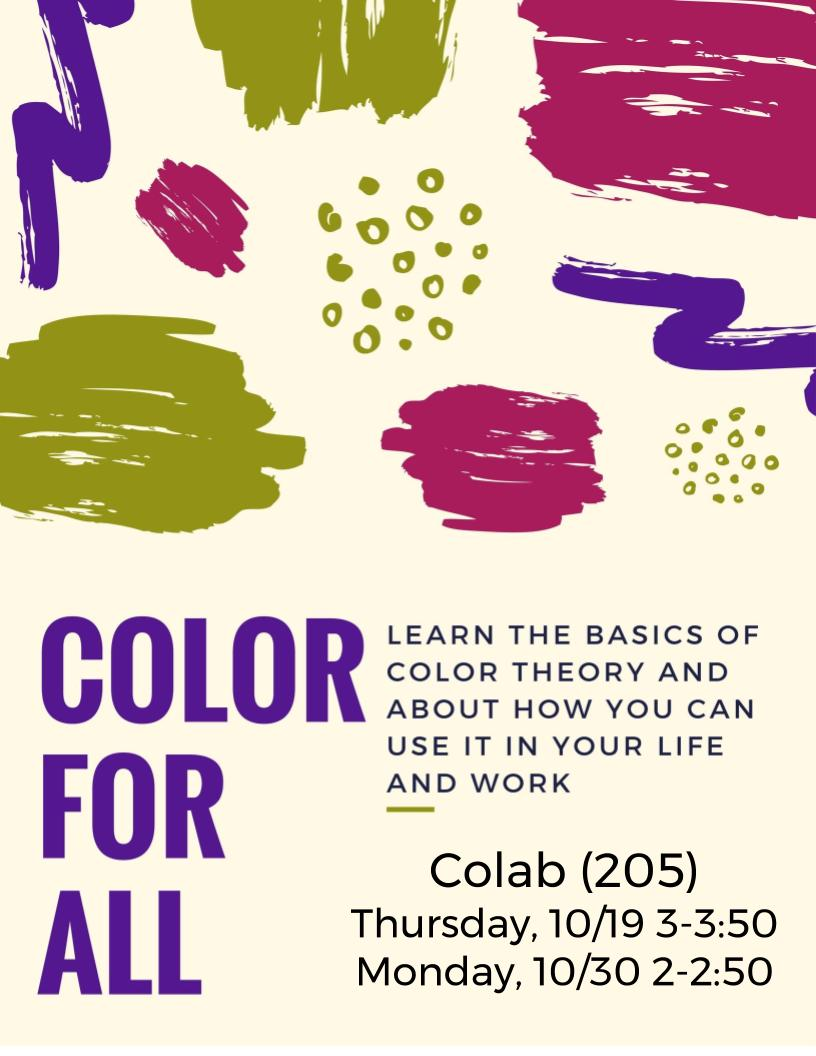 Color for All: Color Theory Basics