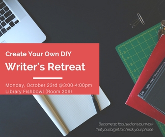 Creating Your Own DIY Writer's Retreat