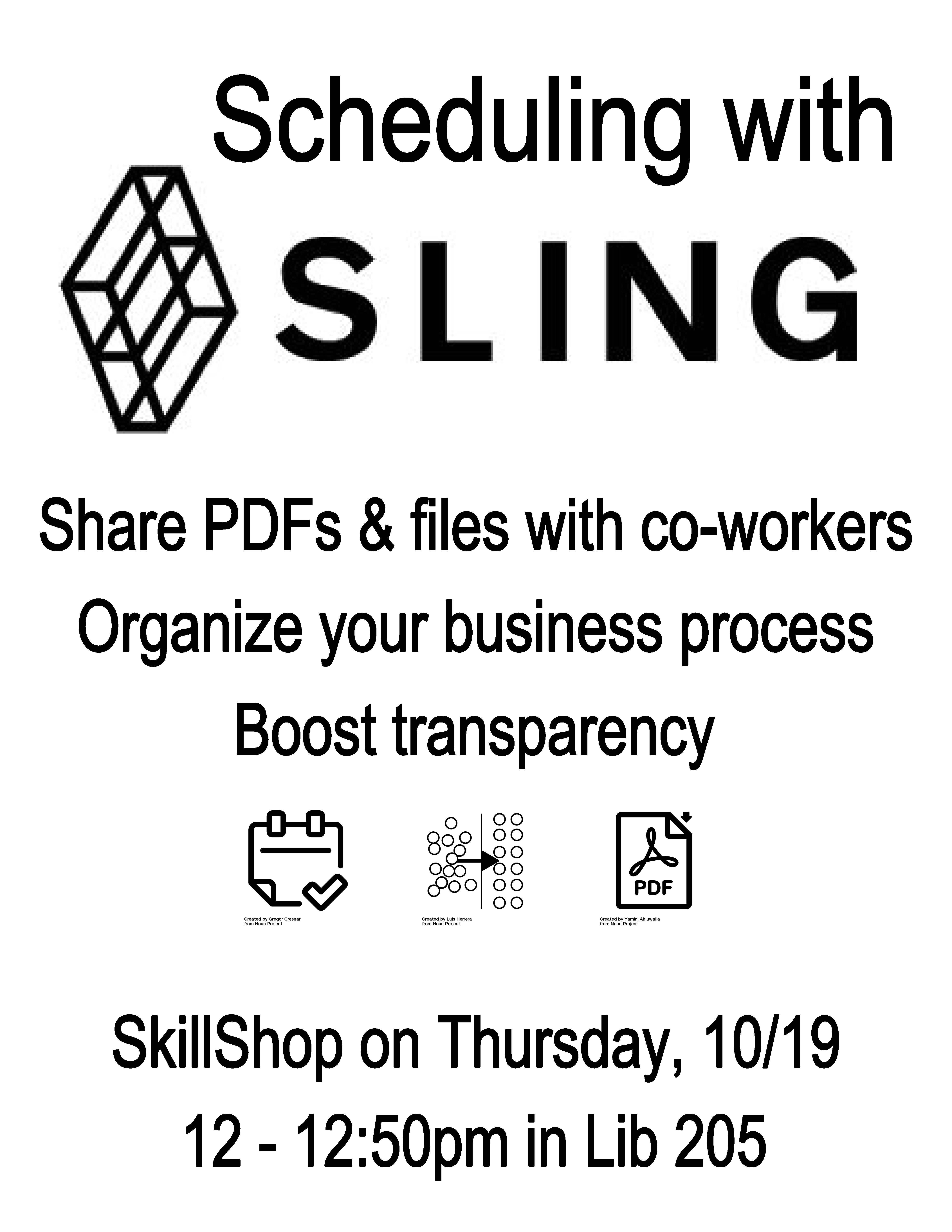 Push/Pull Scheduling with Sling