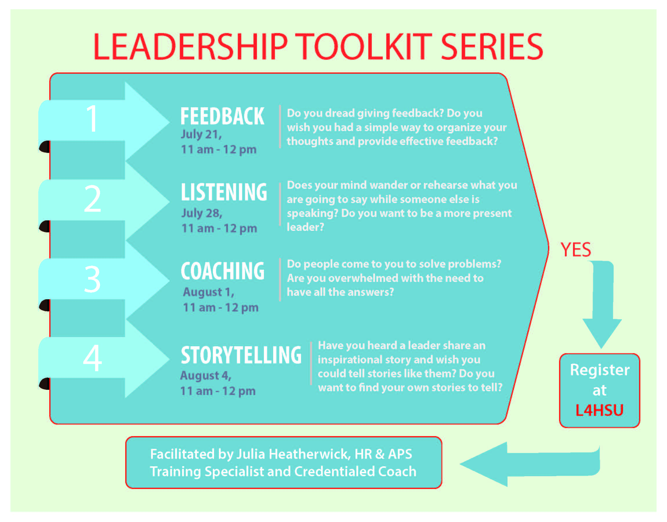 Leadership Toolkit Series: Storytelling