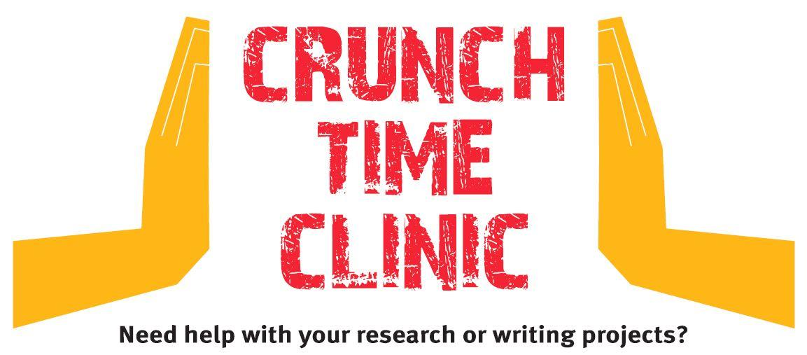 Crunch Time Clinic Help Session