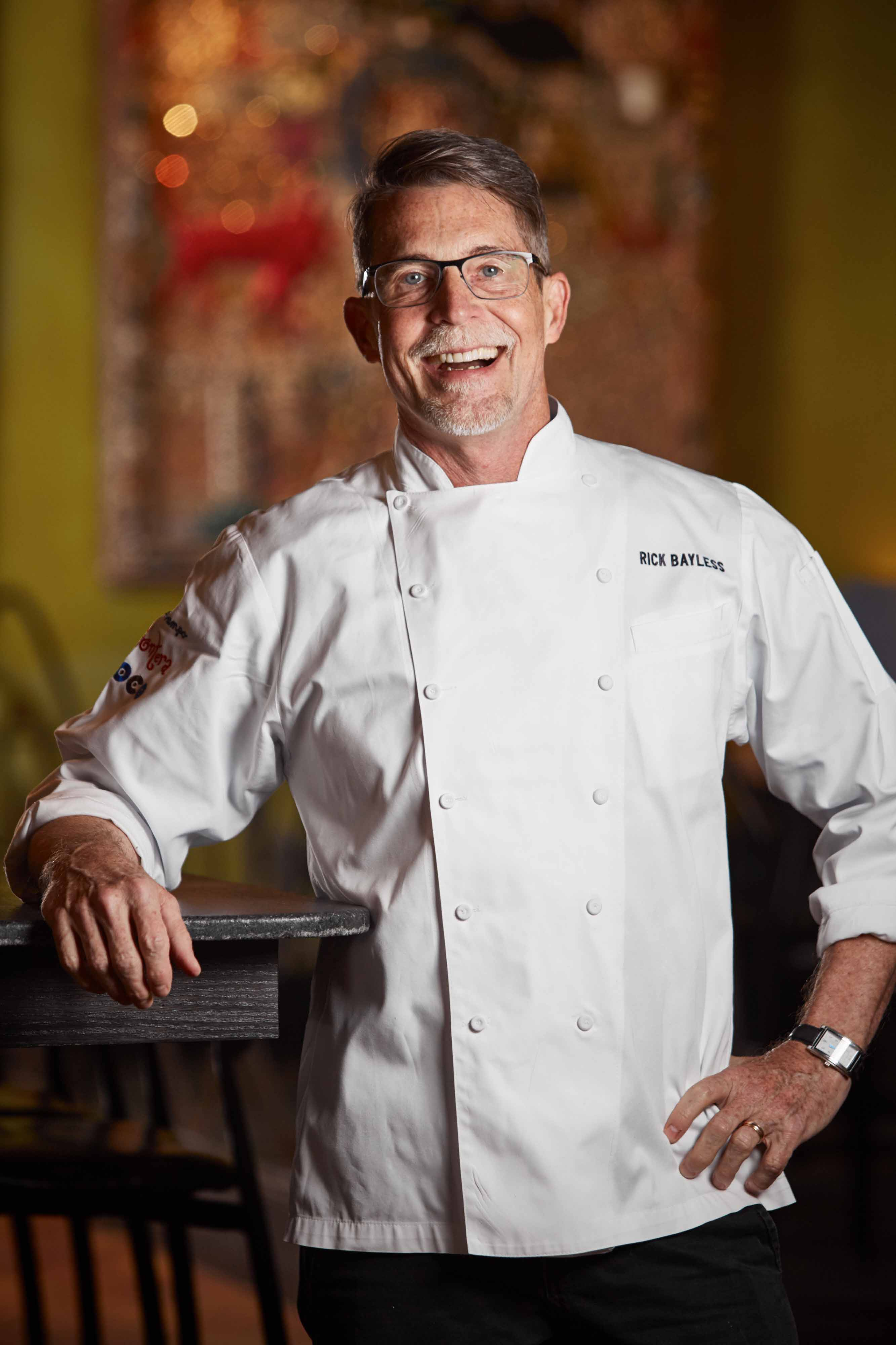 Luncheon and Lecture with Chef Rick Bayless