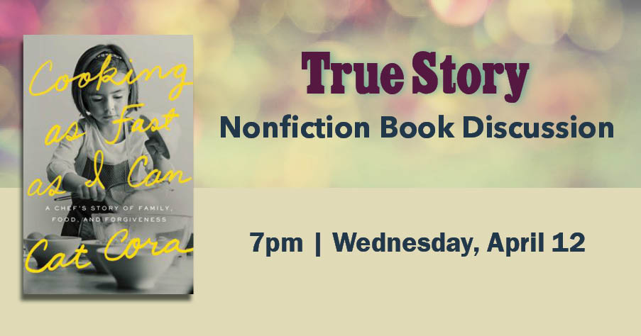 True Story: Nonfiction Book Discussion