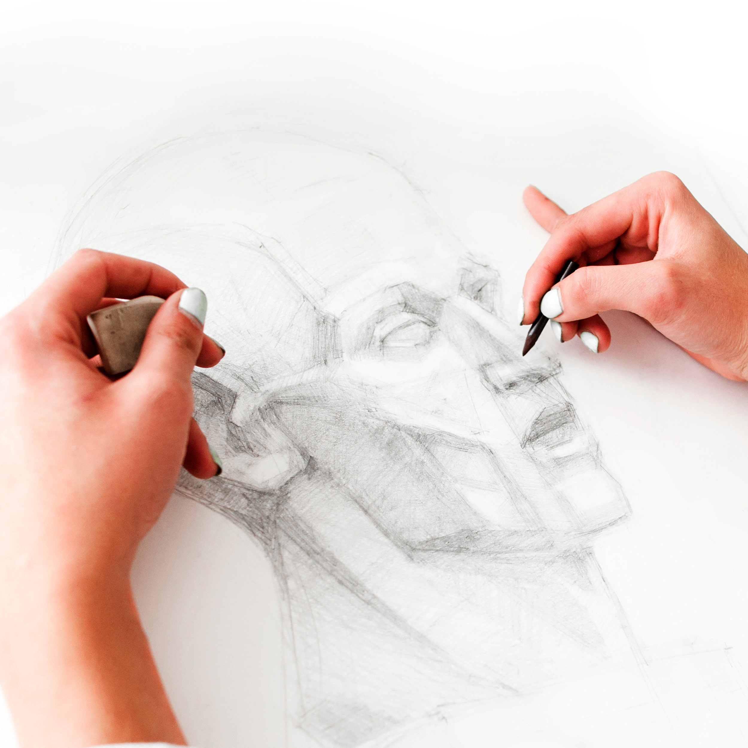 Portraiture: Learn How to Draw Faces