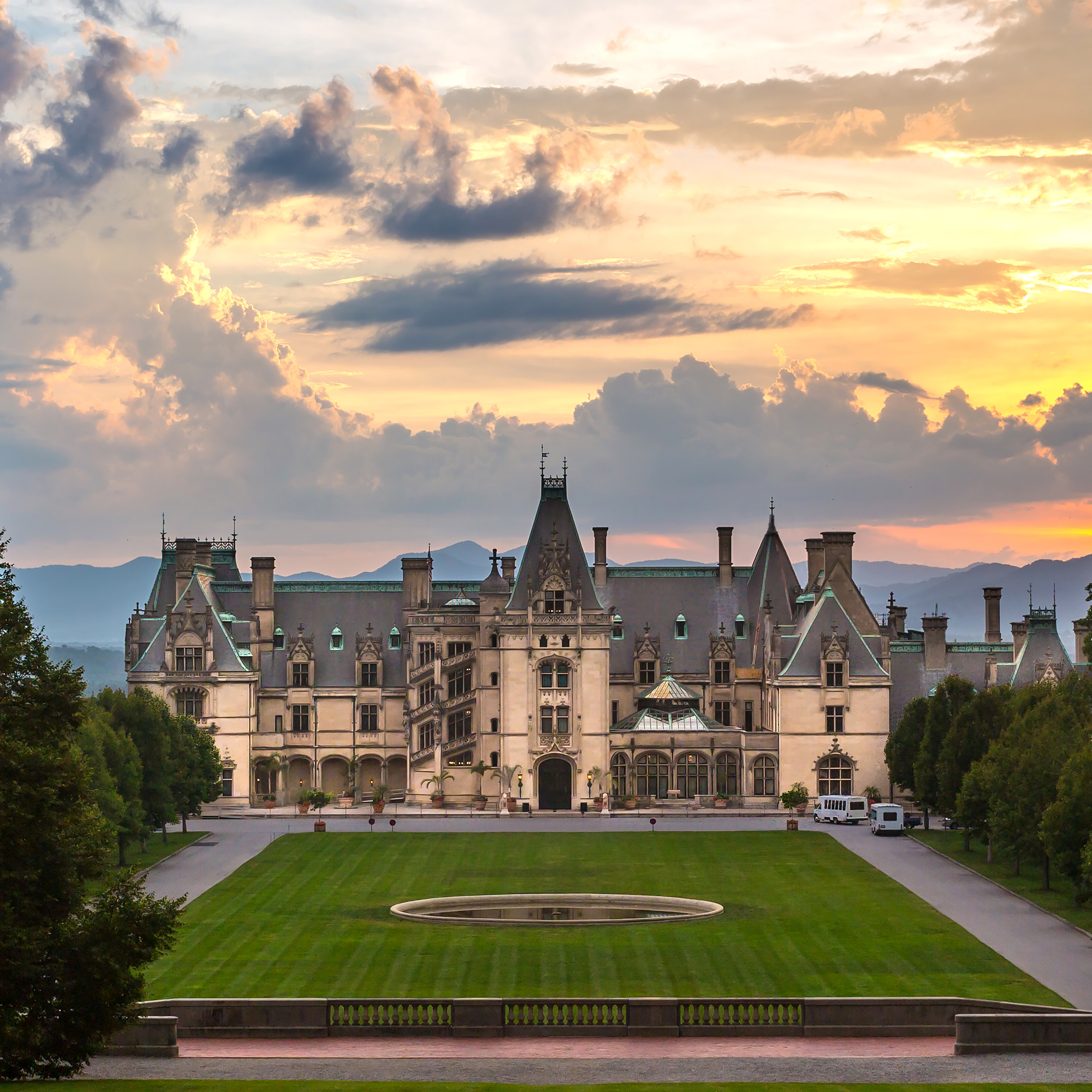 The Biltmore Estate: America's Downton Abbey