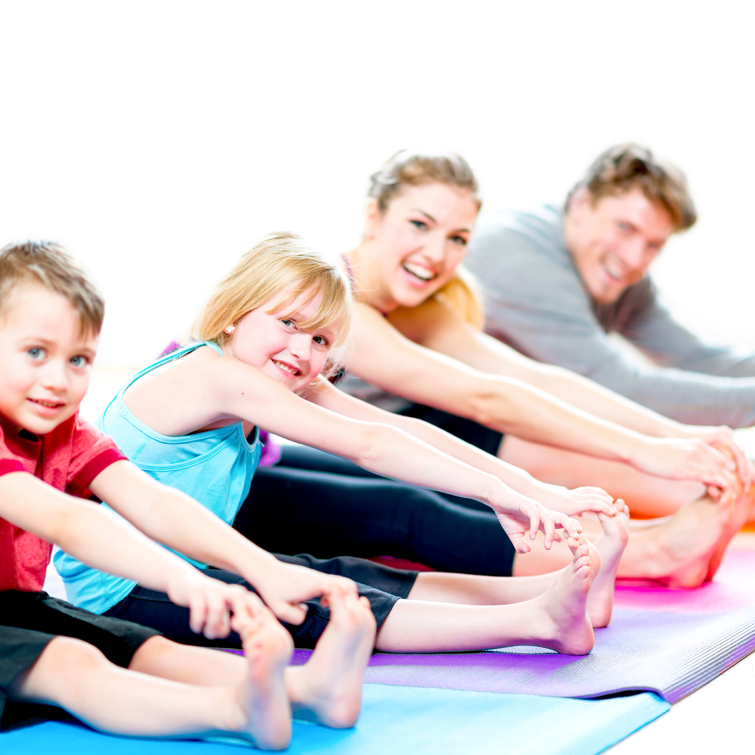 Family Yoga (ages 6-10)