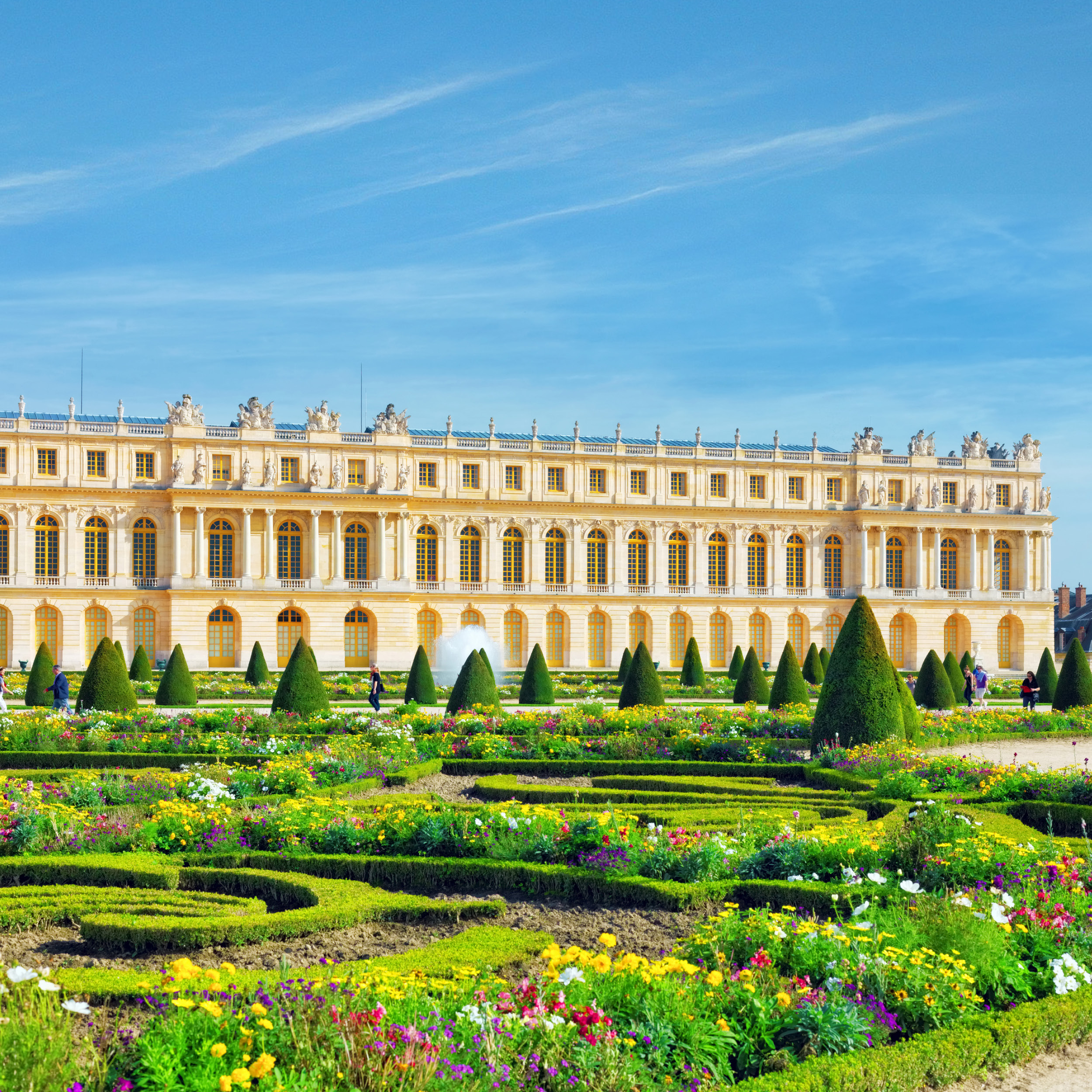 Chateaux, Parks and Gardens: Legacy of Royal France