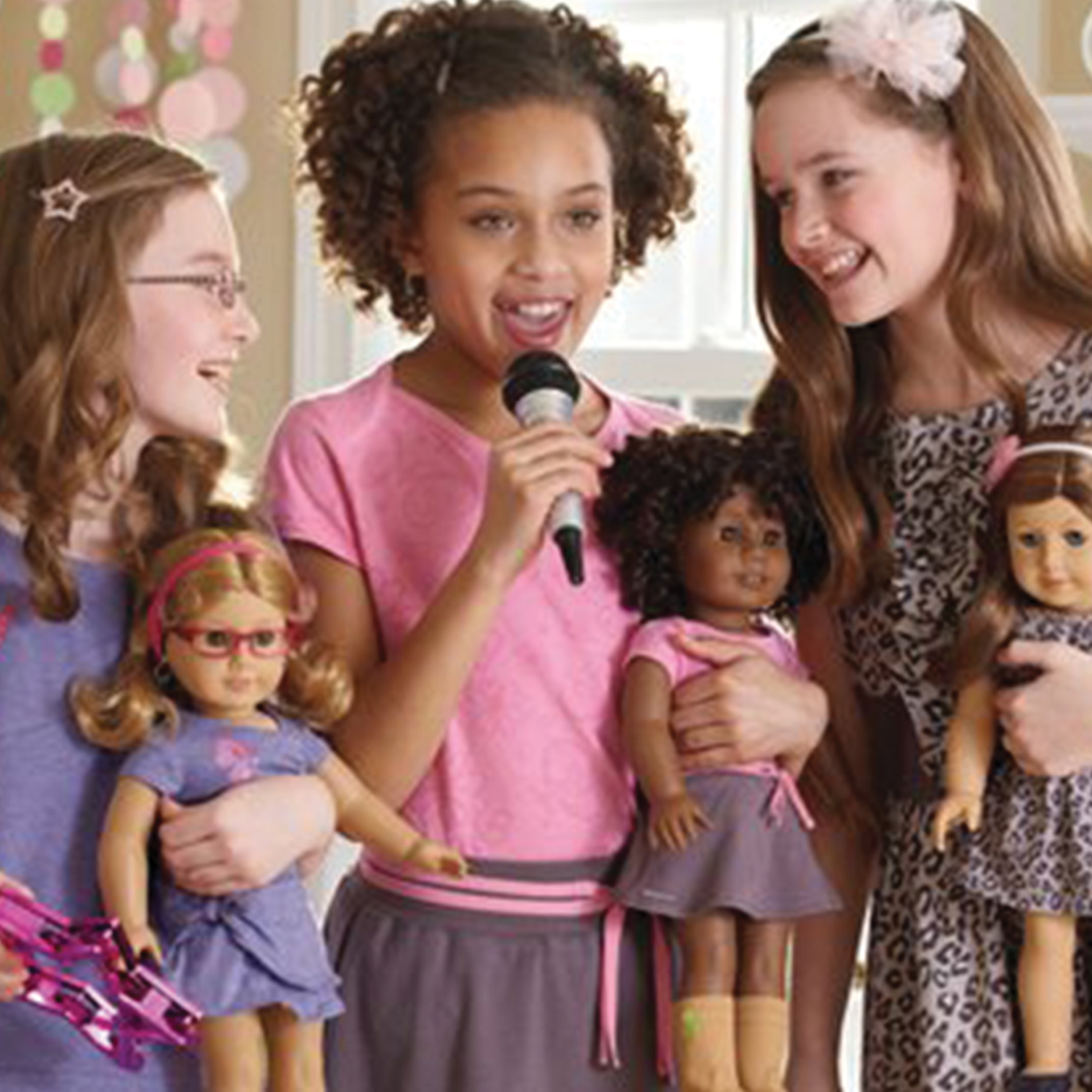 American Girl Cool Fashion, Cold Drinks and Awesome Cookie Social (Grades JK +)