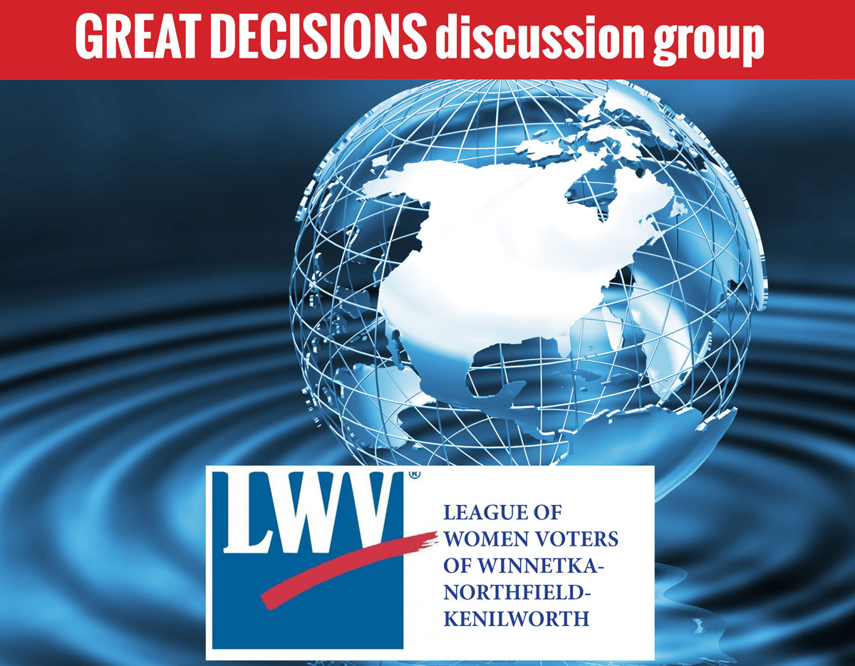 Great Decisions Discussion Series