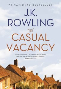 "MIT Reads community discussion: ""The Casual Vacancy"""