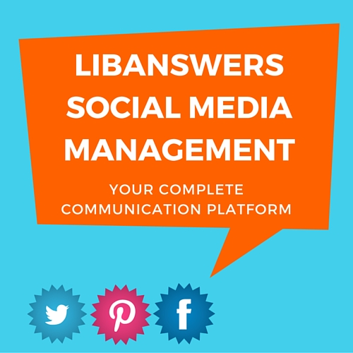 LibAnswers Social Media Management Tour