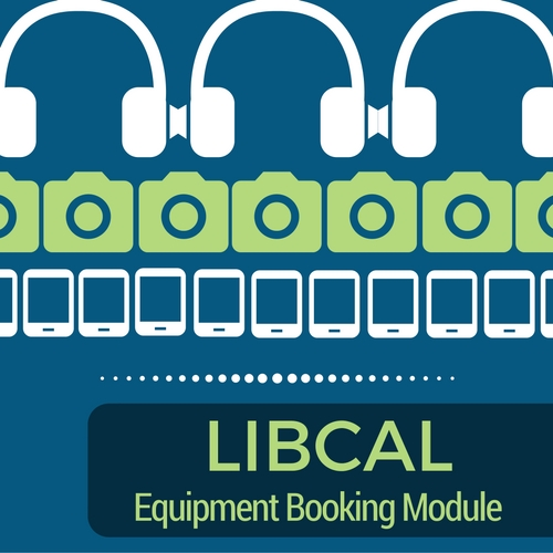 LibCal Equipment Booking Sneak-Peek