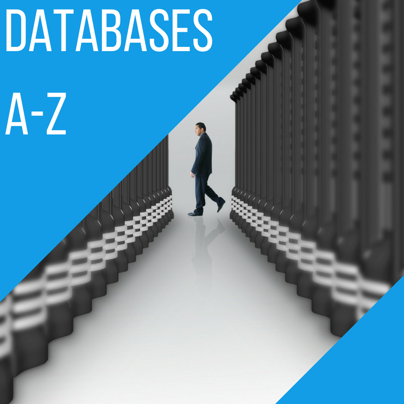 Managing A-Z Databases in LibGuides