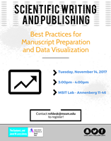 Scientific Writing and Publishing: Best Practices for Manuscript Preparation and Data Visualization
