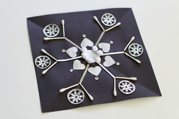 Tinker Lab: Snowflake Symmetry