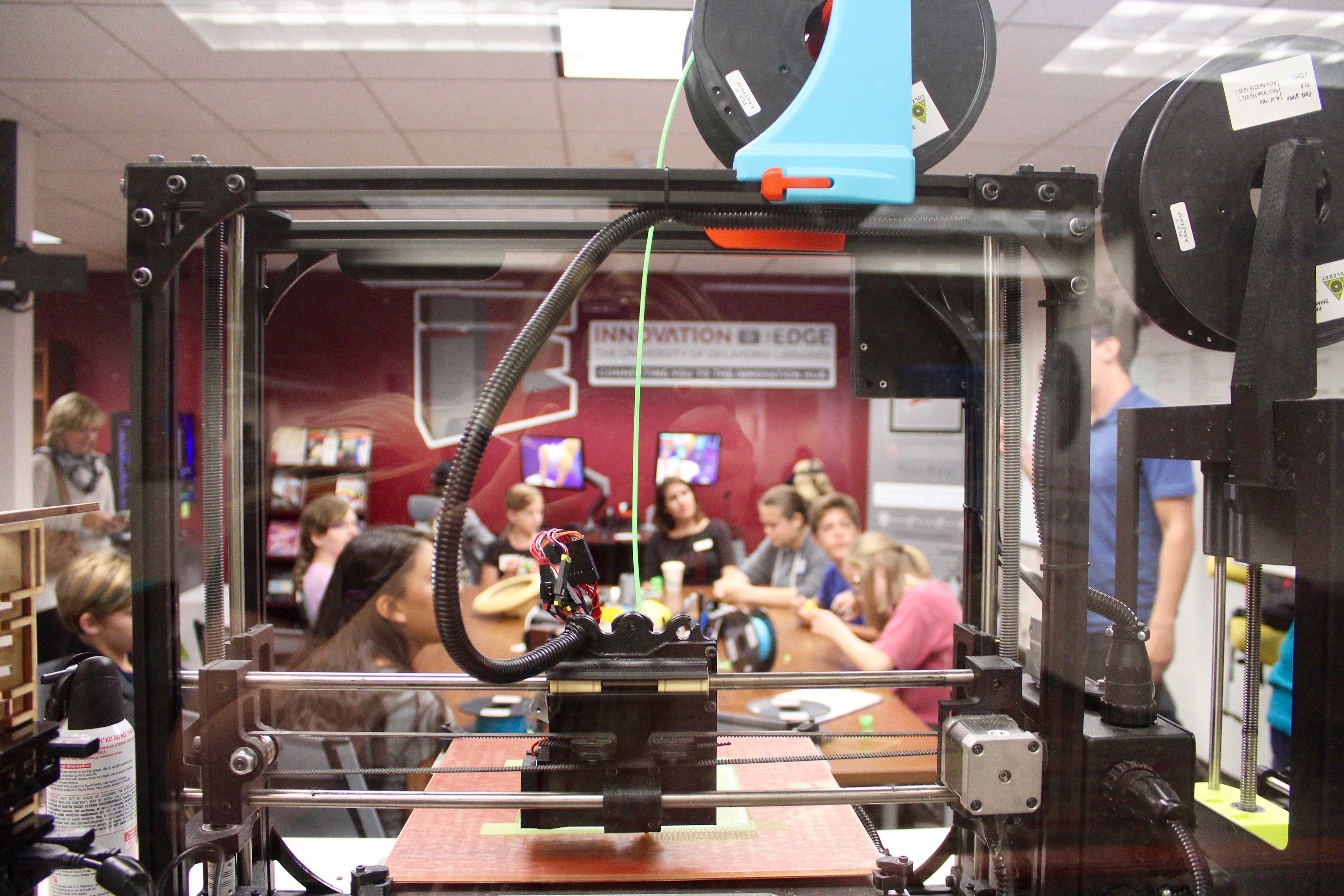 3D Print Finishing Workshop
