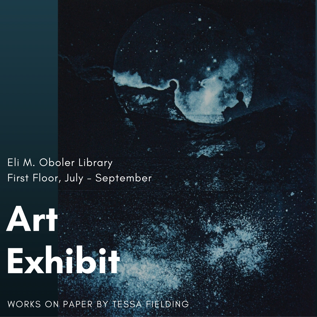 Artist Reception: Works on Paper Exhibit