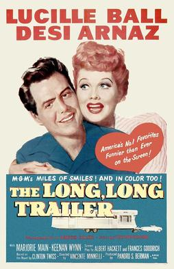 "Laugh With Lucy: ""The Long, Long Trailer"""