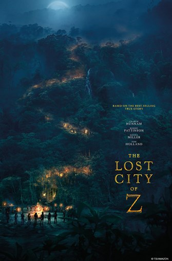 "Movie and Popcorn: ""The Lost City of Z"""