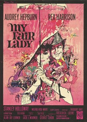 "Classic Movie and Popcorn ""My Fair Lady"""