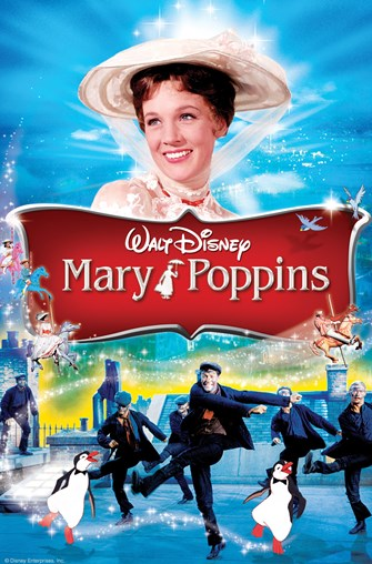 "Classic Movie and Popcorn: ""Mary Poppins"""