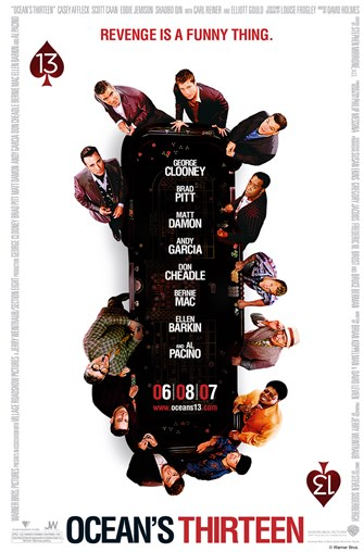 "Monday Movie Classics: ""Ocean's Thirteen"""