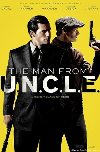 "Variety Cinema Presents: ""The Man from U.N.C.L.E."""