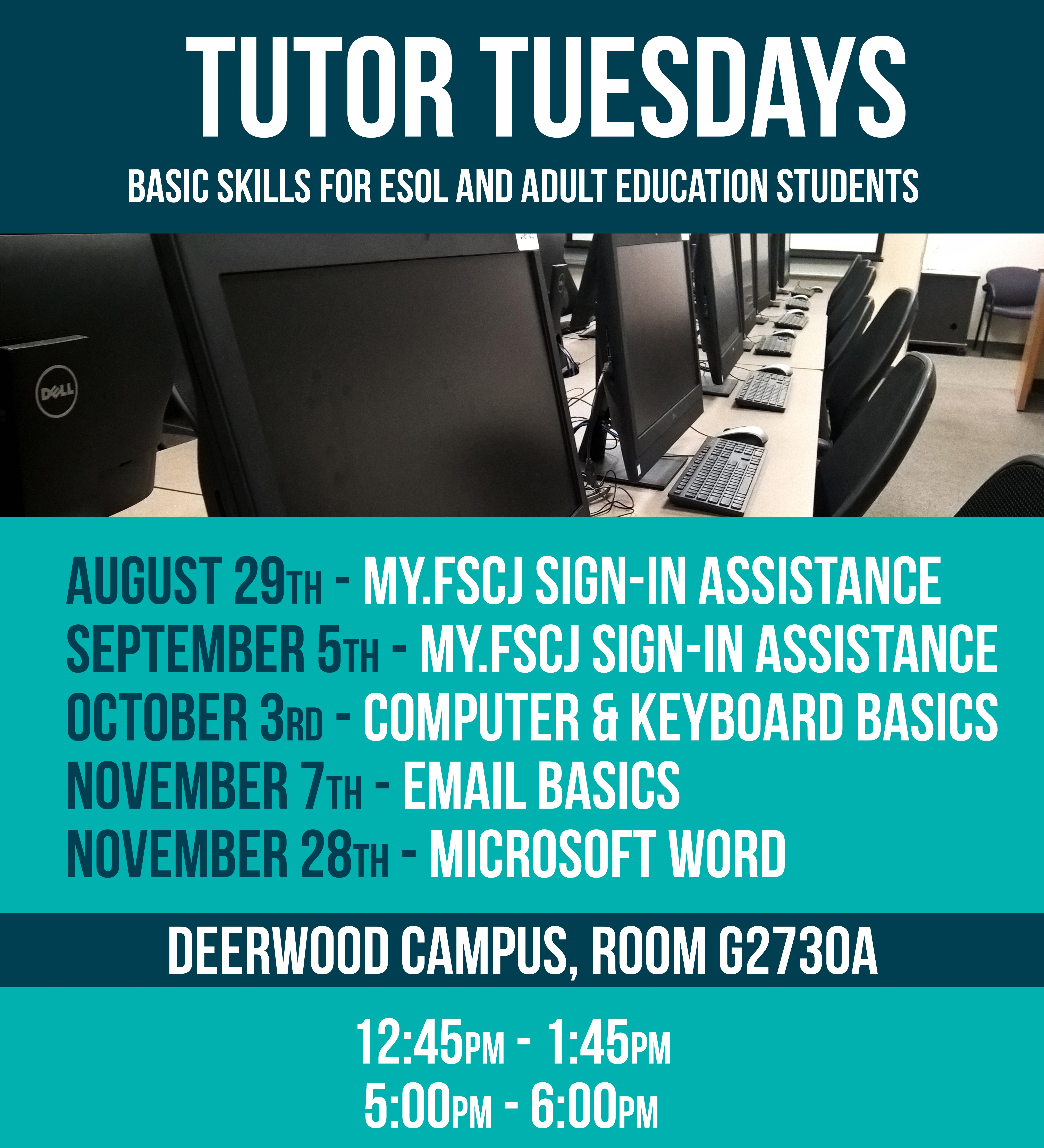 Tutor Tuesdays: Microsoft Word