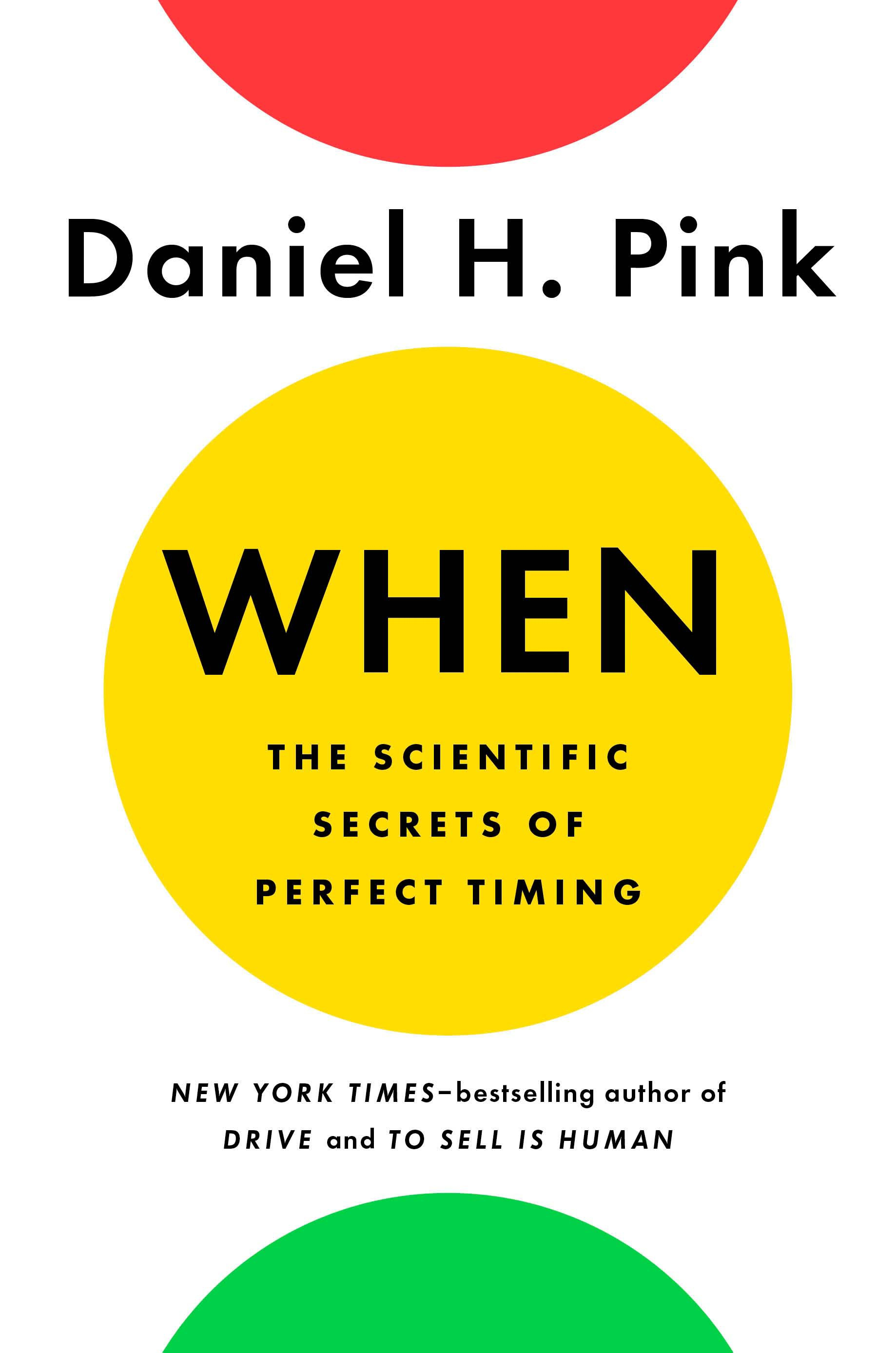Friends of the SMU Libraries present Daniel H. Pink and WHEN:  The Scientific Secrets of Perfect Timing