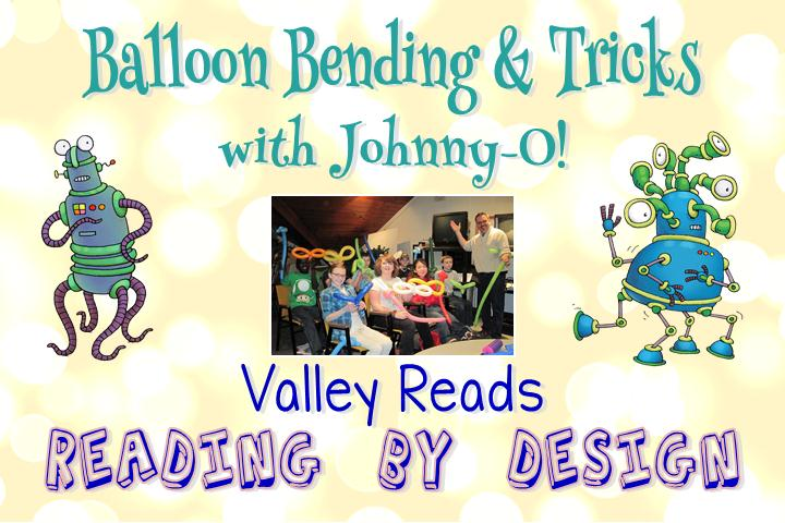 Balloon Bending & Tricks with Johnny-O @ CCL
