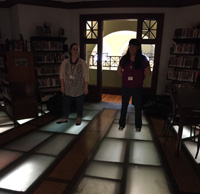 Handley Library Behind-the-Scenes Tour