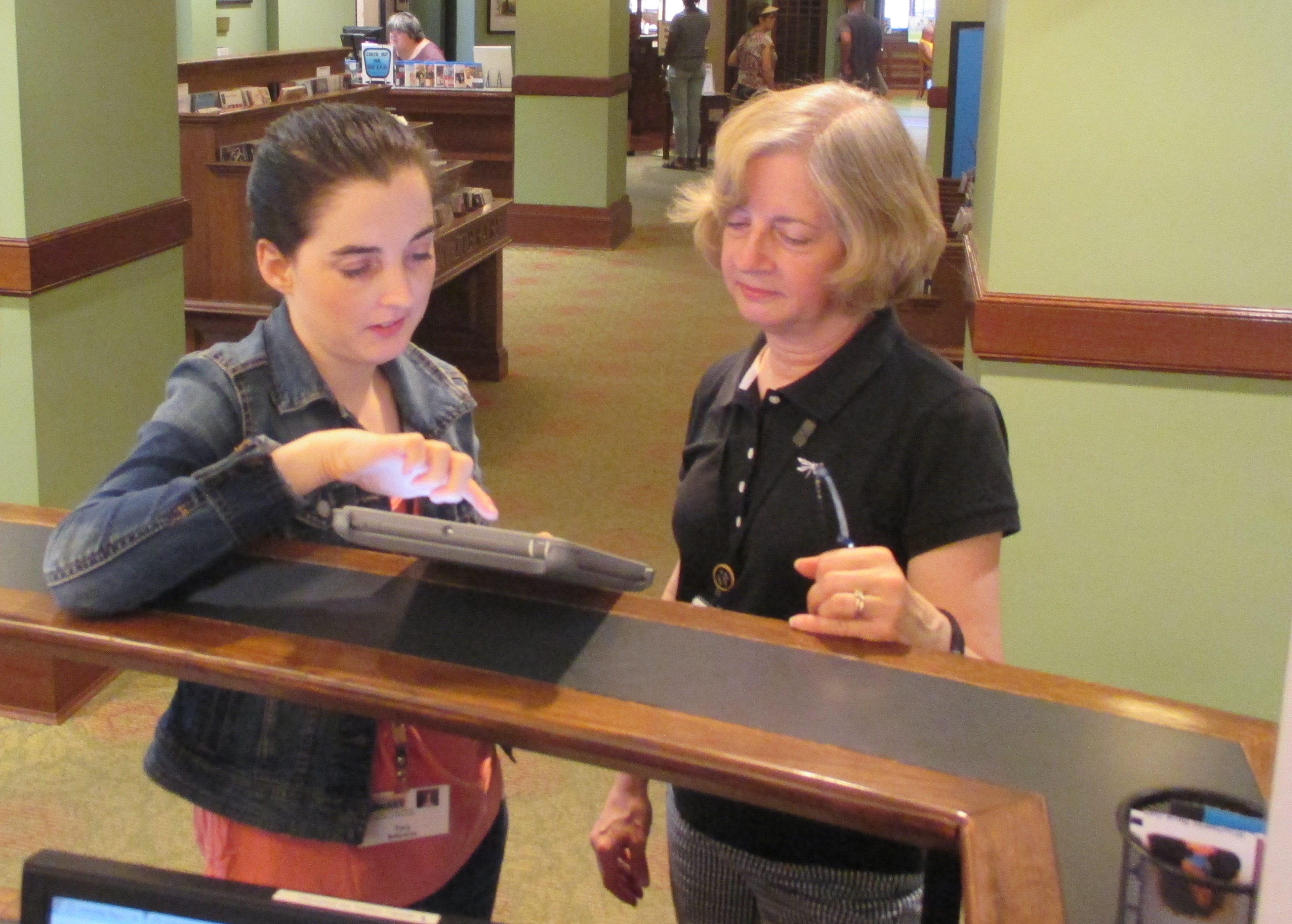 Workshop: Check Out Library Books on Your Apple Device