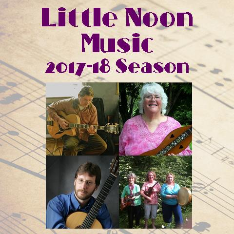 Little Noon Music with Winchester Celtic Circle