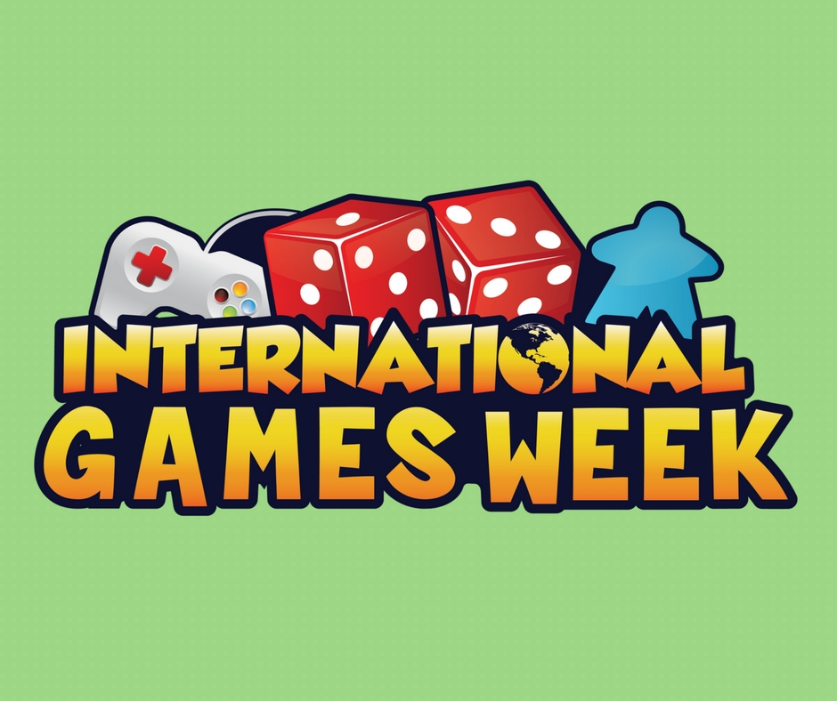 International Games Week at Cook